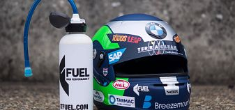 FUEL announce continued support for one of their Brand Ambassadors